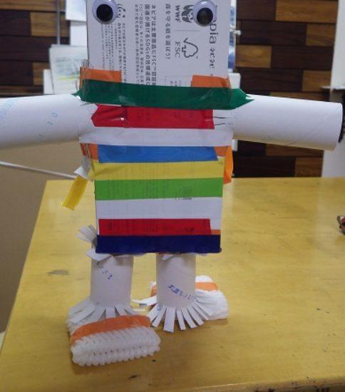 ロボットキャラクター